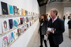 1504169-157 The 2015 INCOGNITO SMMoA Benefit Art Sale on May 2, 2015 in Santa Monica, Calif. (Photo by Ryan Miller/Capture Imaging)