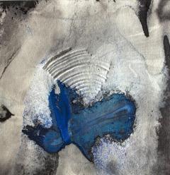 Fluidité Bleue de Chantal Fontvieille