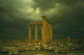 Petites colonnes de Palmyre par Dolorès Marat
