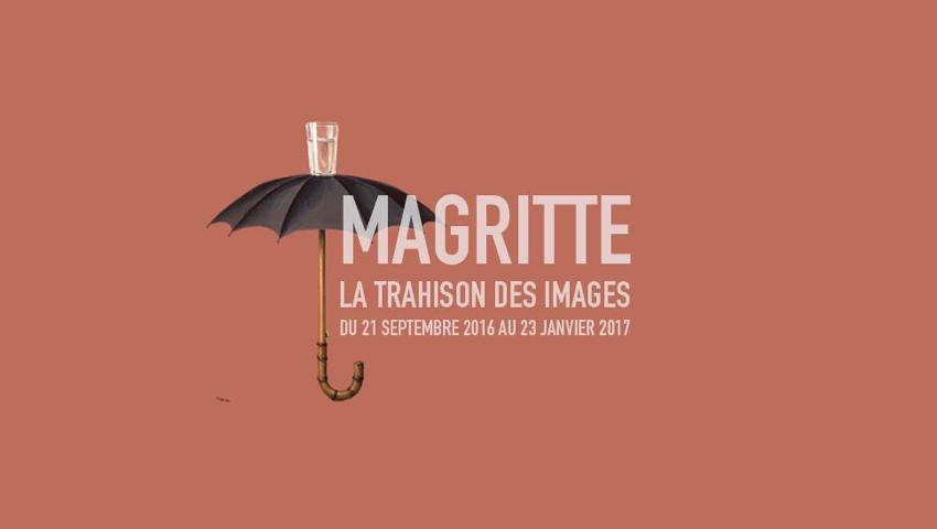 Visite guid e de l exposition magritte avec billet coupe - Billet coupe file pompidou ...